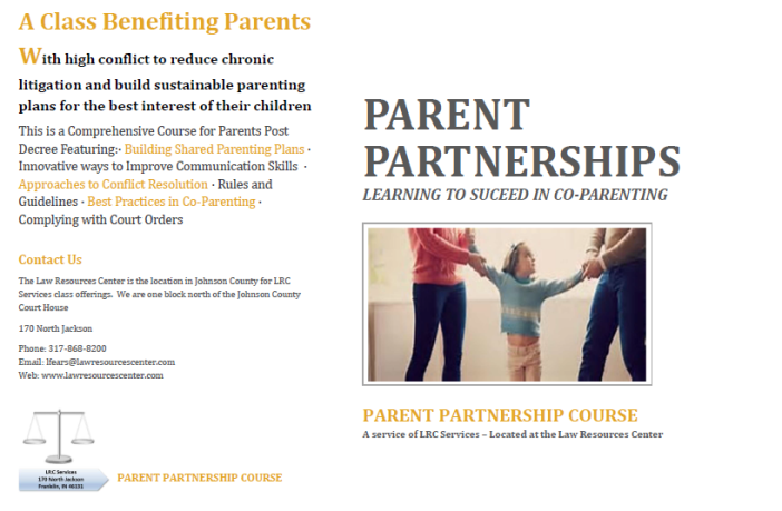 Learning To Succeed as Co-Parents